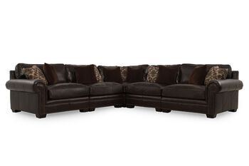Bernhardt Grandview Sectional | Mathis Brothers Furniture