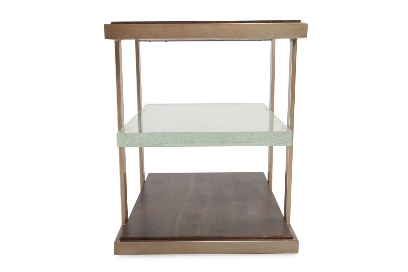 Modern end tables - Caracole Modern End Table
