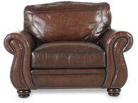 Bernhardt Breckenridge Leather Chair