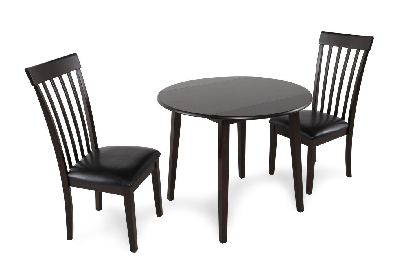 Ashley Hammis Three Piece Dining Set Mathis Brothers Furniture