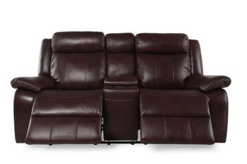 Boulevard Power Reclining Loveseat with Console