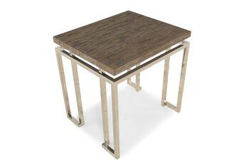 Bernhardt Interiors Waverly Side Table