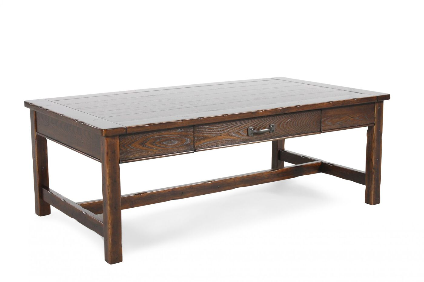 Magnussen Home Kinderton Cocktail Table Mathis Brothers Furniture