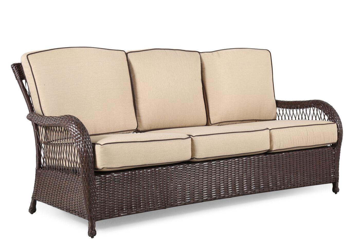 World Source Patio Sofa