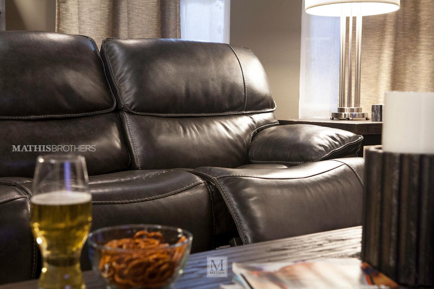 Simon Li Stampede Power Reclining Sofa