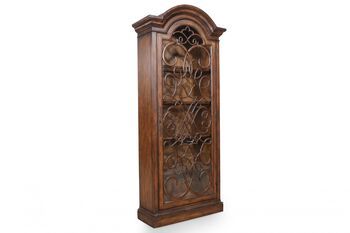 Hooker Arabesque Display Cabinet Mathis Brothers Furniture