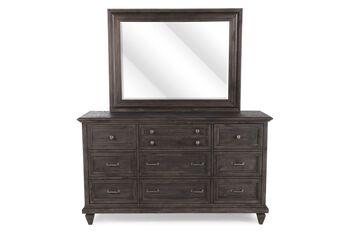 Magnussen Home Calistoga Dresser and Mirror