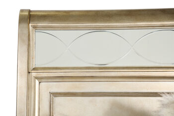 Samuel Lawrence Cut Glass Queen Bed