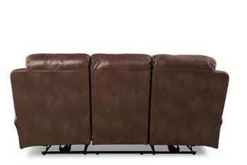Ashley Loral Sable Power Reclining Sofa