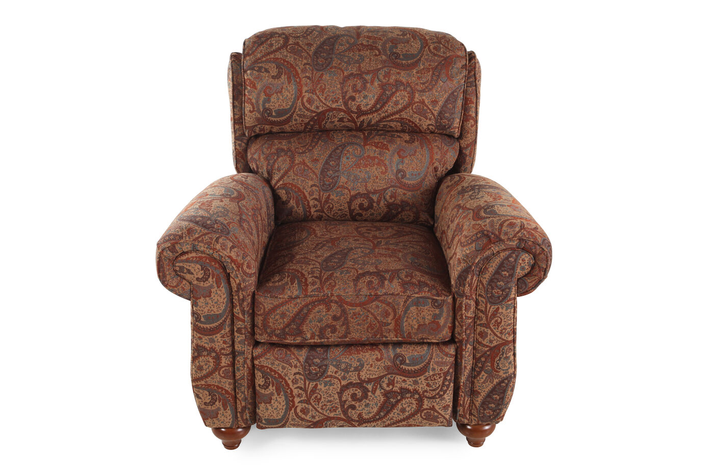 La-Z-Boy Bradley Cayenne Recliner | Mathis Brothers Furniture