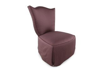 Caracole Fusionner Armless Swivel Chair