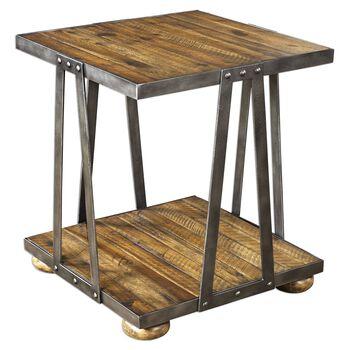 Uttermost Vladimir End Table
