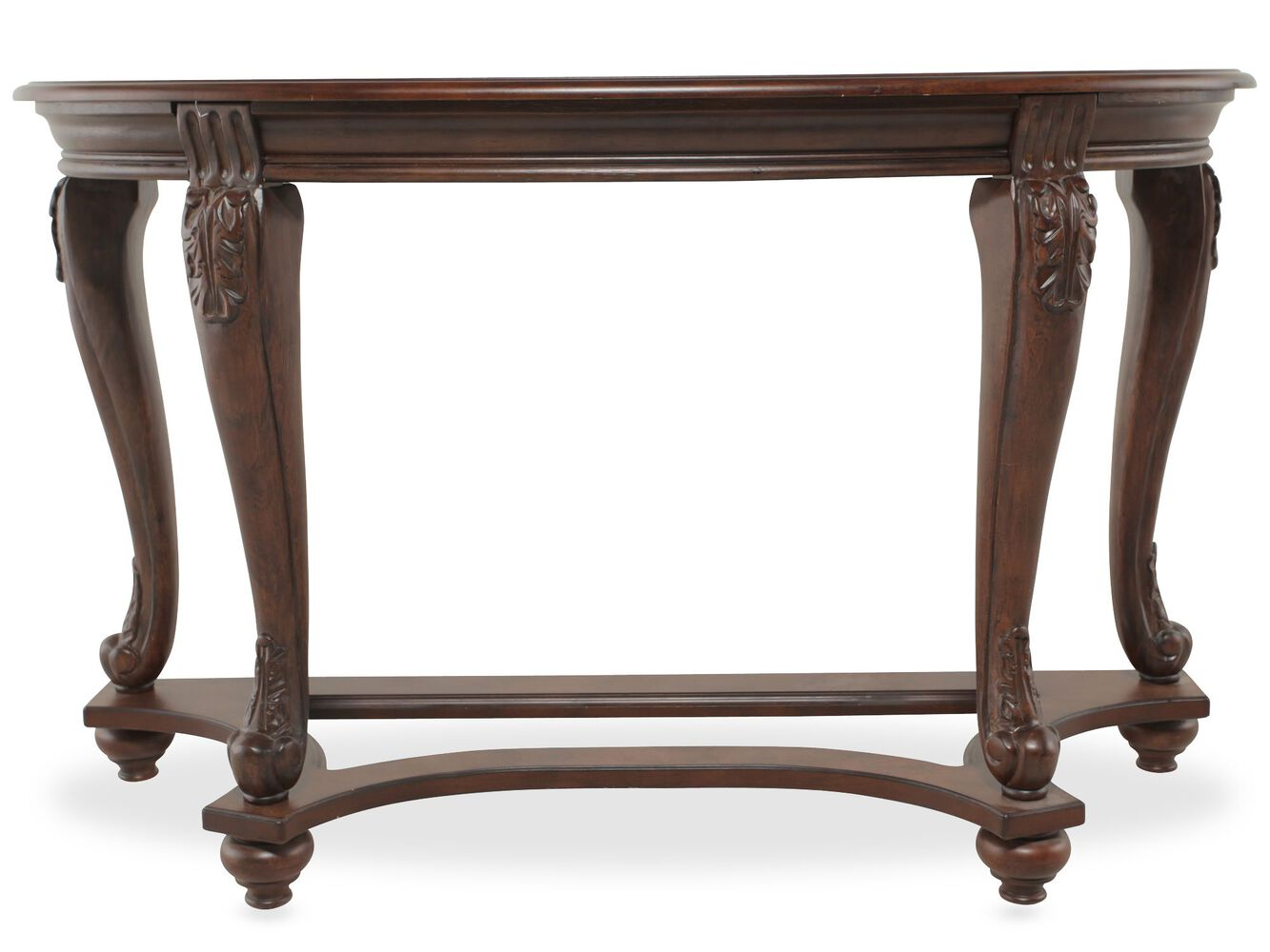 Ashley norcastle sofa table mathis brothers furniture