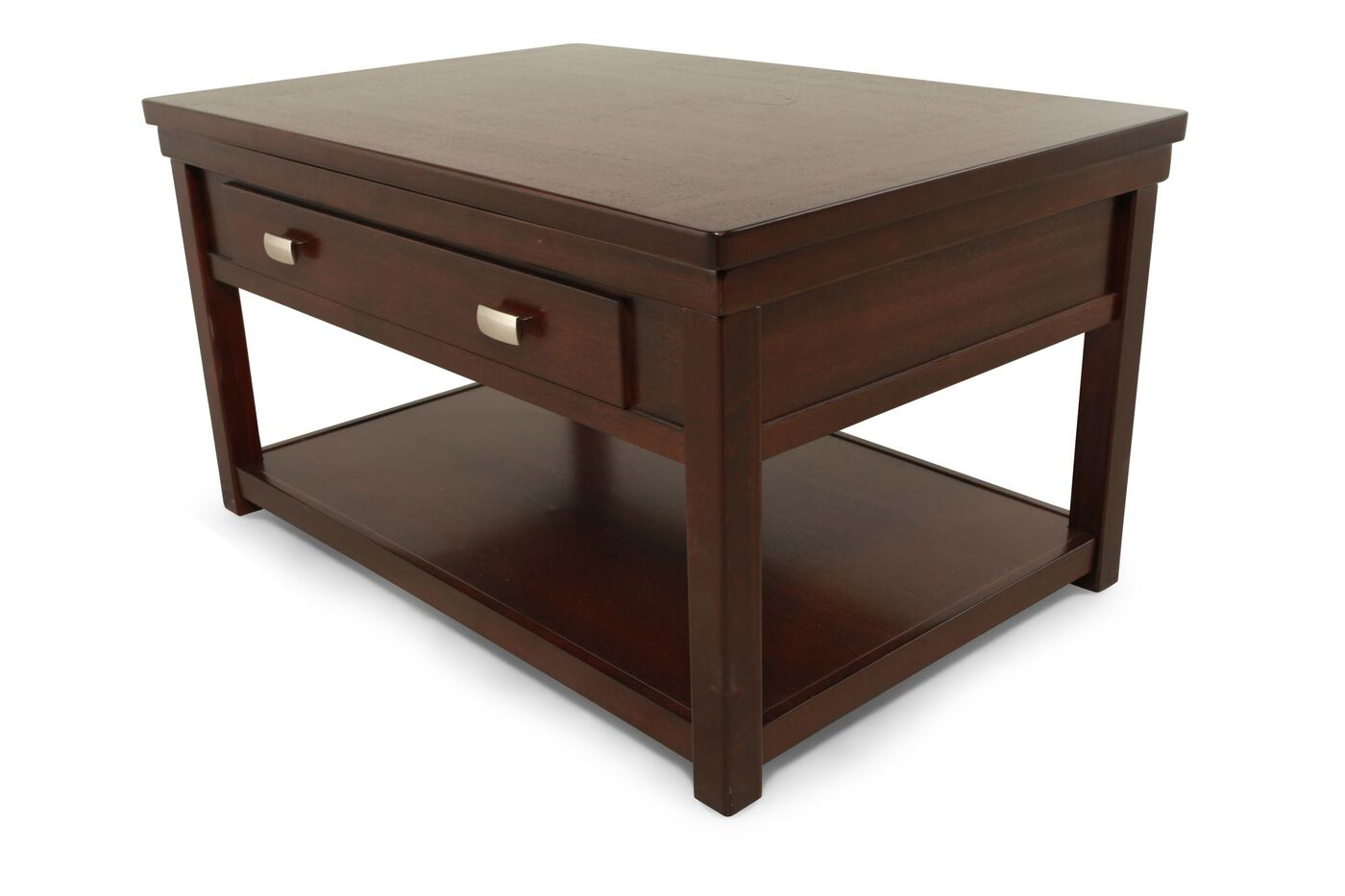 Ashley Hatsuko Lift Top Cocktail Table Mathis Brothers Furniture