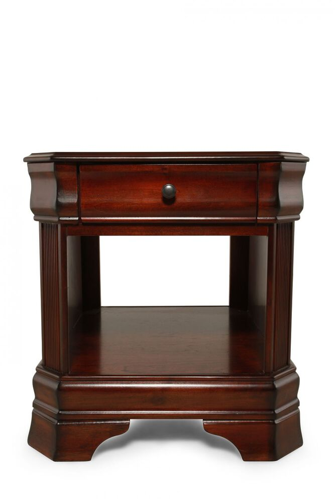 Ashley Millennium Hamlyn Rectangle End Table Mathis Brothers Furniture