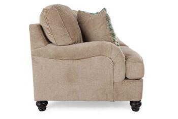 Ashley Lochian Bisque Sofa