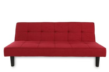Ashley Flip Flop Vara Red Converta Sofa