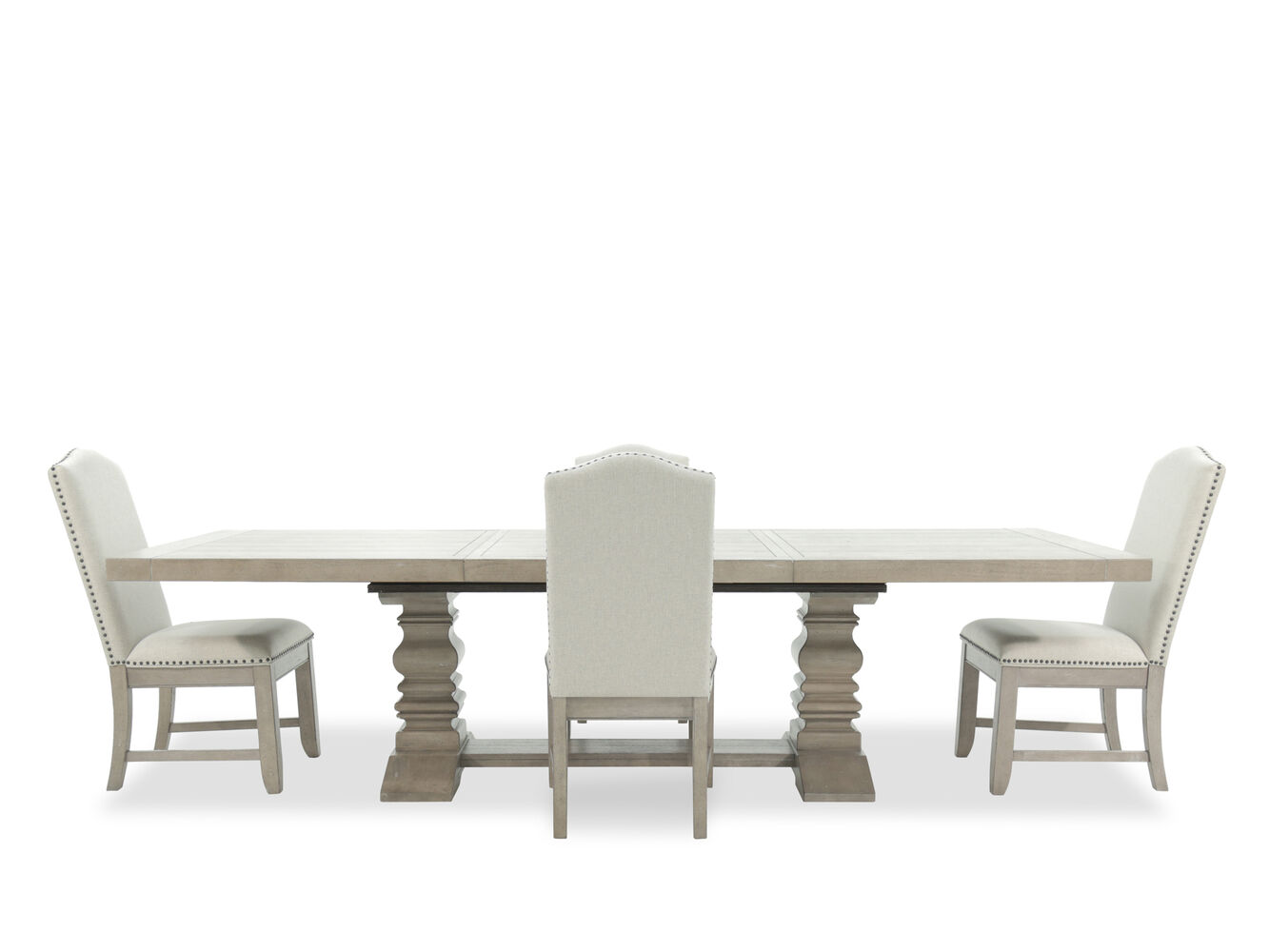 Samuel Lawrence Prospect Hill Five-Piece Dining Set | Mathis ...