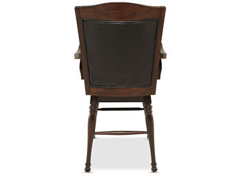 Ashley Porter 30 Inch Swivel Bar Stool Mathis Brothers