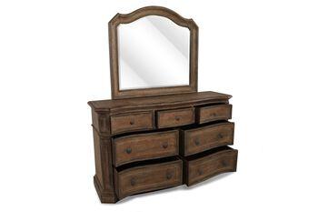 Hooker Solana Dresser and Mirror
