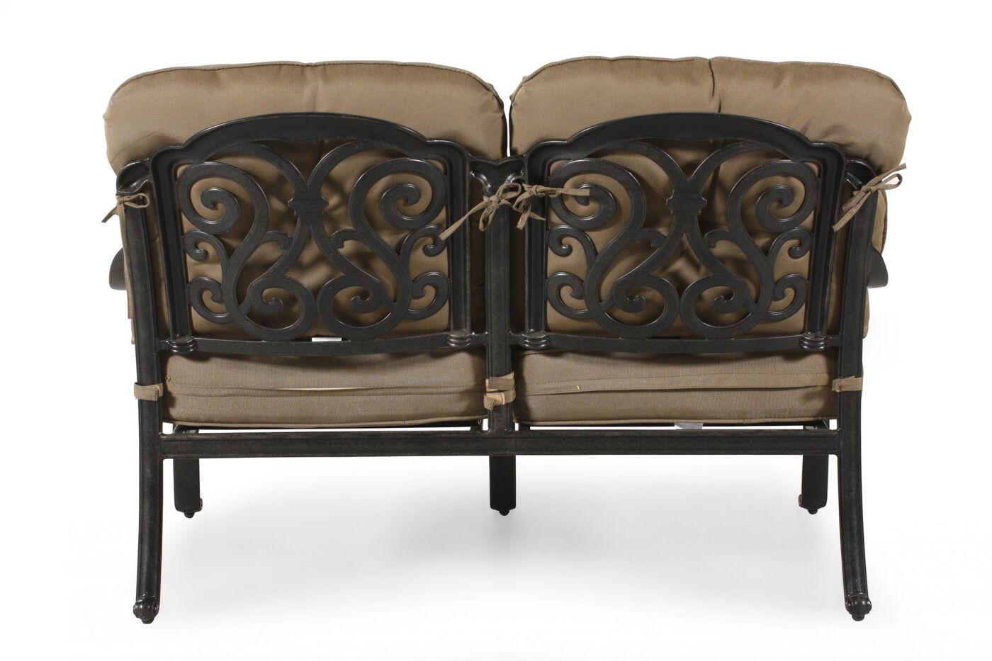 ... World Source St. Louis Loveseat with Cushion ... - World Source St. Louis Loveseat With Cushion Mathis Brothers