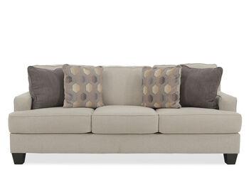 Ashley Brielyn Linen Sofa