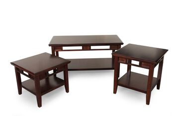Ashley Logan Coffee Table Set
