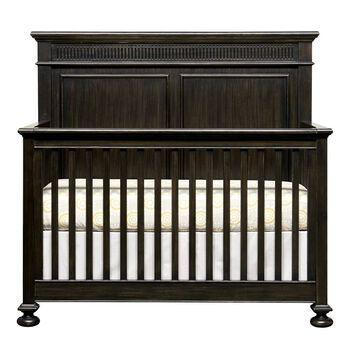 Stone & Leigh Smiling Hill Licorice Built To Grow Crib