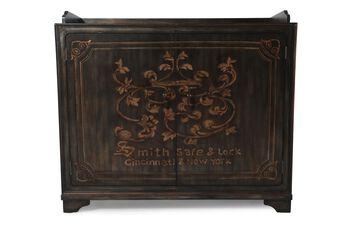Pulaski Knox Wine Cabinet