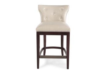 Ashley Canidelli Pair of Upholstered Counter Stools