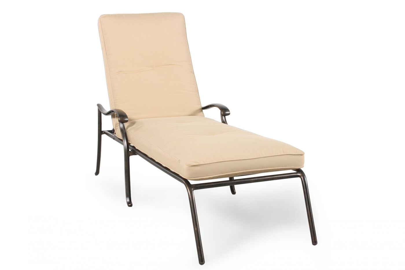 agio heritage select patio chaise lounge mathis brothers
