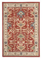 Ashley Forcher Brick Large Rug