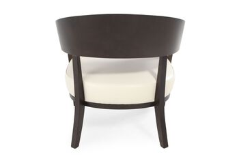 Boulevard Cream Accent Chair