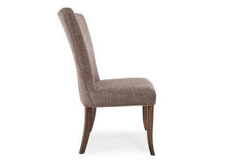 Boulevard Khaki Tweed Dining Chair