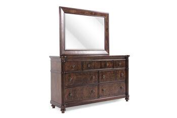 Legacy Barrington Farm Bedroom Dresser and Mirror