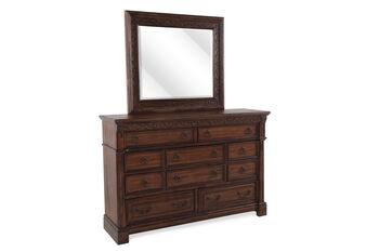 Samuel Lawrence Barcelona Dresser and Mirror