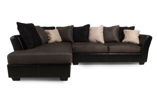 Ashley Masoli Cobblestone Sectional