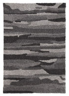 Ashley Pasternak Black/Gray Large Rug
