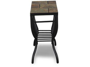 Ashley Antigo Chairside End Table