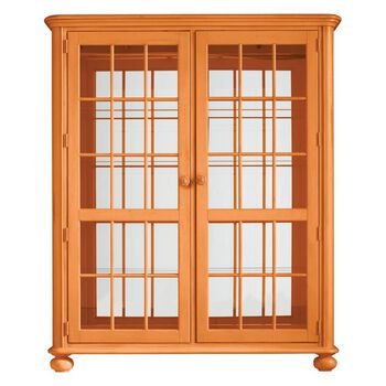 Stanley Coastal Living Retreat Spanish Orange Newport Storage Cabinet