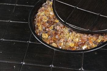 Castelle Grand Regent Round Firepit Table
