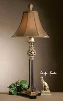 Uttermost Jenelle Iron Buffet Lamp