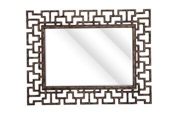 Hooker Fretwork Mirror
