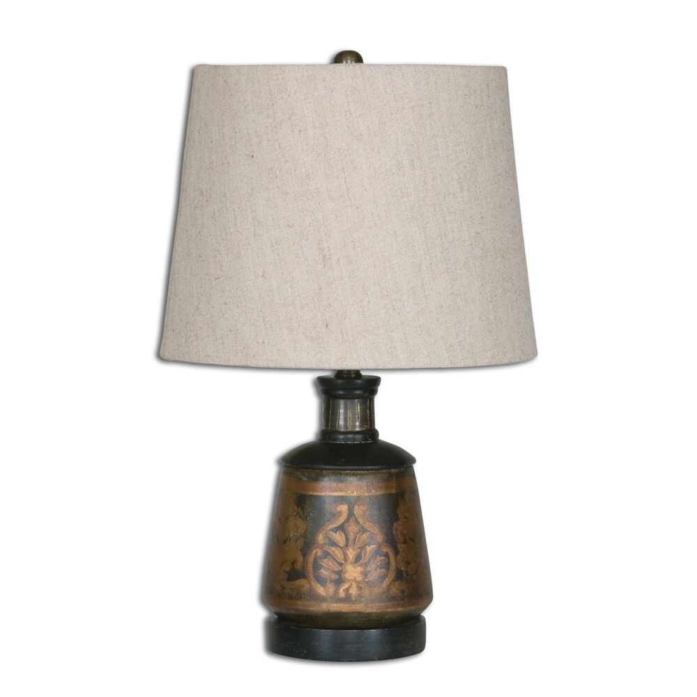 Uttermost Mela Hand Painted Lamp Mathis Brothers Furniture