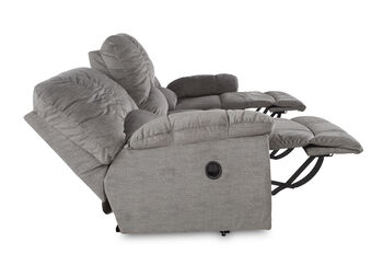 La-Z-Boy Hayes Platinum Reclining Sofa