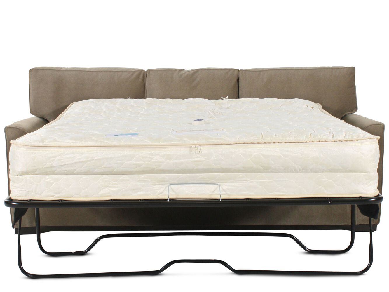 jonathan louis queen sleeper sofa with air mattress mathis brothers furniture. Black Bedroom Furniture Sets. Home Design Ideas