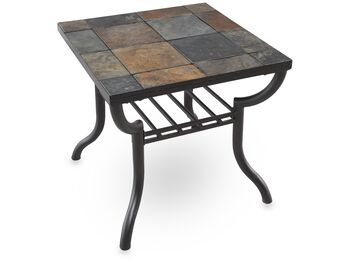 Ashley Antigo Square End Table