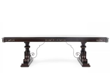 Stanley Casa D'Onore Trestle Dining Table