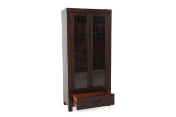 Magnussen Home Pine Hill Curio Cabinet