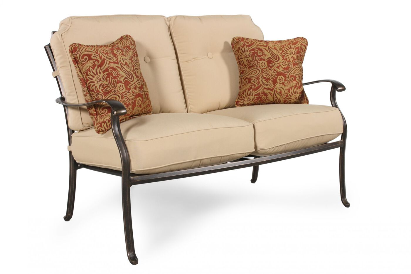 Agio Heritage Select Patio Loveseat